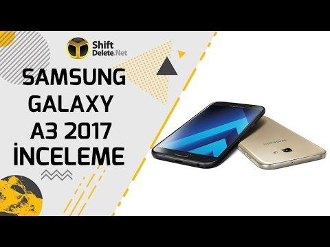 Samsung Galaxy A3 (2017) inceleme - Serinin minik üyesi