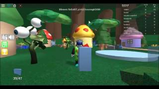 Roblox (Epic Minigames) Smurfs Lost Village Event