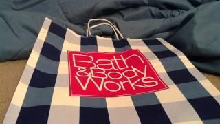 Bath & Body Works Candle Haul Thumbnail
