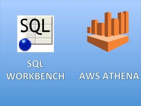CONEXIÓN JDBC desde SQL-Workbench a AWS Athena