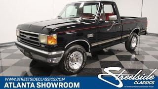 1989 Ford F-150 Lariat for sal…