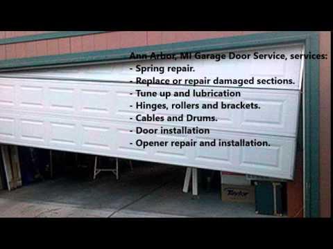 Ann Arbor MI Garage Door Repair   24/7   (734) 661 4515