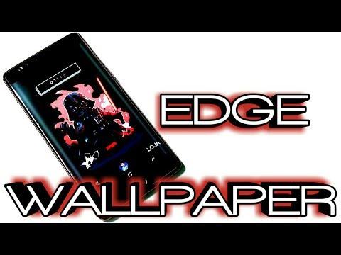 DEIXE SEUS WALLPAPERS COM AS BORDAS EDGE ! EDGE WALLPAPER CREATOR