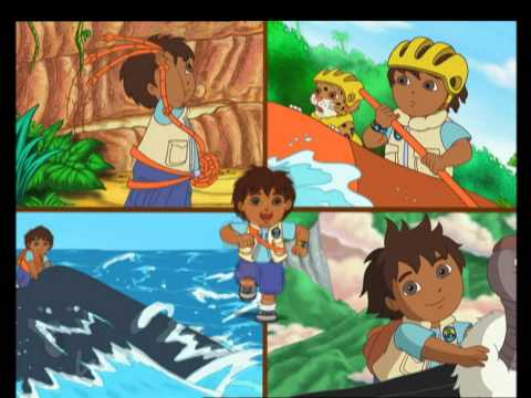 Go Diego | Générique | NICKELODEON JUNIOR thumbnail