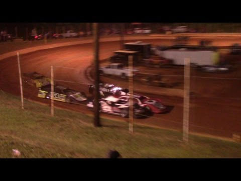 Winder Barrow Speedway Limited late Models 7/2/16