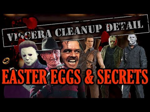 Viscera Cleanup Detail: House of Horror Easter Eggs And Secrets HD |