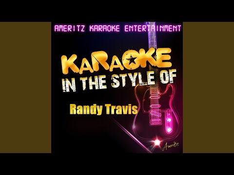 No Place Like Home (In the Style of Randy Travis) (Karaoke Version)