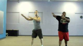 Zumba with Magic Mike and Ernesto:  Rhythm Divine - Enrique Iglesias
