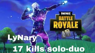 🇫🇷Top 1// solo-duo// 17 kills// fortnite mobile à 5 kills du record du monde 🌎