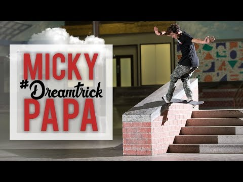 Is This A Never Been Done Trick by Micky Papa?! | #DREAMTRICK