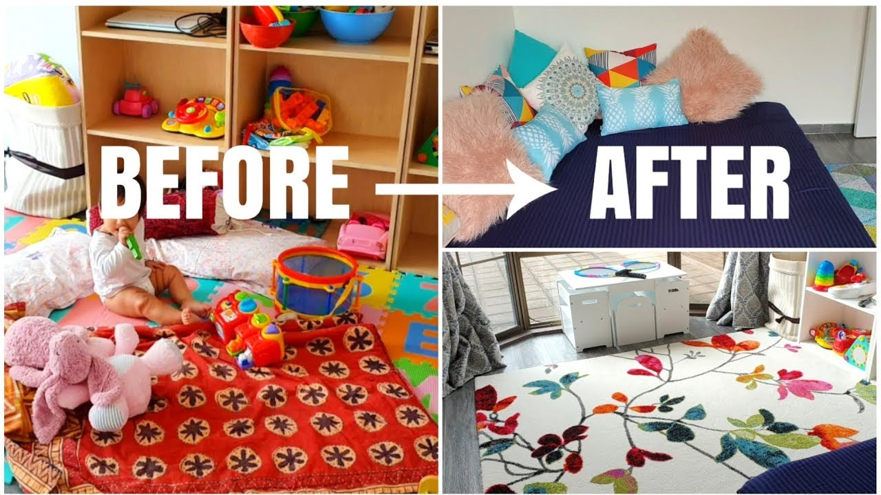 DIY PLAYROOM Makeover and Kids Toys Organization | Home Decor Ideas!