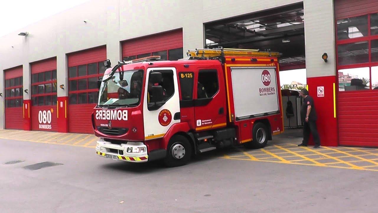 Resultado de imagen para bomberos de barcelona
