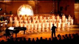 Romanian Radio Children's Choir, Corul de Copii Radio Eclat de l'eau, Serge Folie Resimi