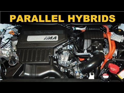Parallel Hybrid Cars - Explained