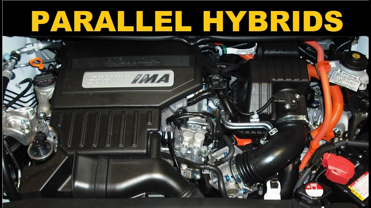 Parallel Hybrid Cars Explained