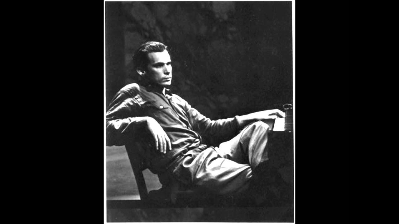 Bach Glenn Gould The Goldberg Variations 1955 Recording