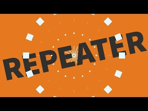 Shape Layer Repeater (radial) - Adobe After Effects tutorial