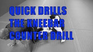Quick Drills- The Kneebar Counter Drill