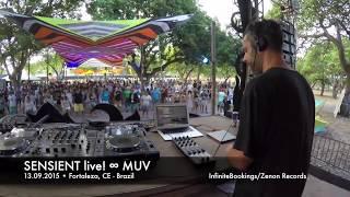 Sensient Live at MUV - Brazil