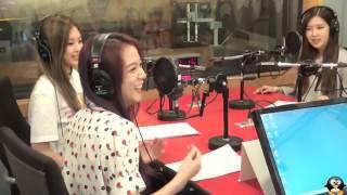 170703 BLACKPINK (Speak Chinese) @ Arirang Radio