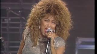 Tina Turner Foreign Affair Tour 1990 - Live in Barcelona Part 1 (1080p)