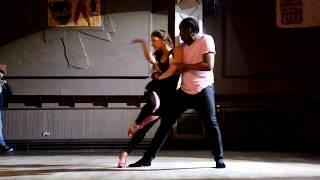 Aberdeen Latin Dance Workshop