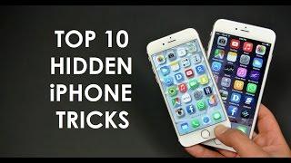 Top 10 Hidden iPhone Tricks