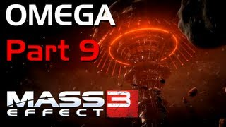Let's Play Mass Effect 3 - Omega DLC, Part 9 - Aria's Couch (Engineer)