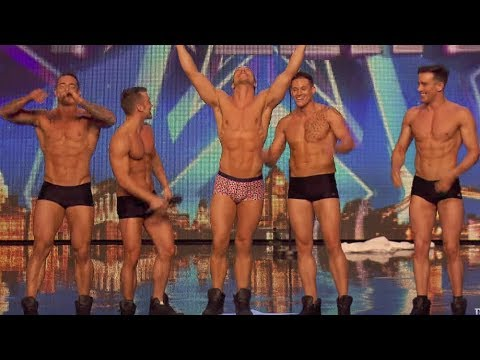 Top 10 *MOST UNEXPECTED EVER* BRITAINS GOT TALENT AUDITIONS!