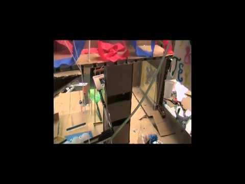 2012 Cooper Union Rube Goldberg Exhibition