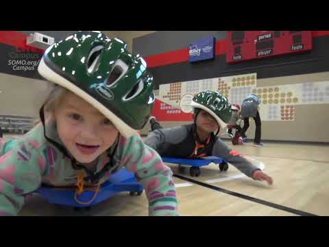 Special Olympics Missouri partners with Southwest Early Childhood Center