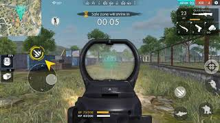 Free Fire gameplay ios/android #1