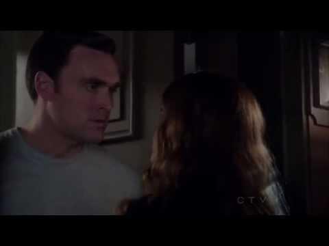 5x20 ending scene - Van Pelt and Rigsby get back together