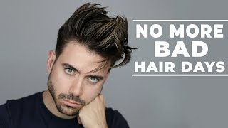 HOW TO AVOID A BAD HAIR DAY | 6 Tips for a Better Hairstyle | Alex Costa