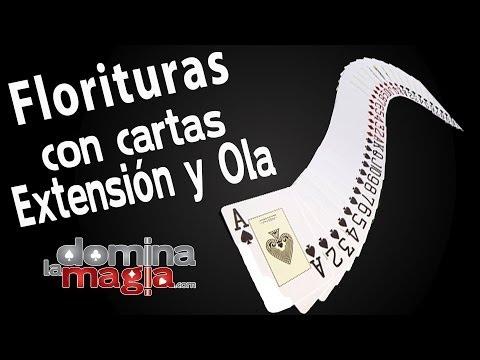 Magia con cartas - Florituras 2 - Domina la Magia