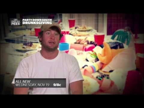 CMT's Party Down South - Drunksgiving