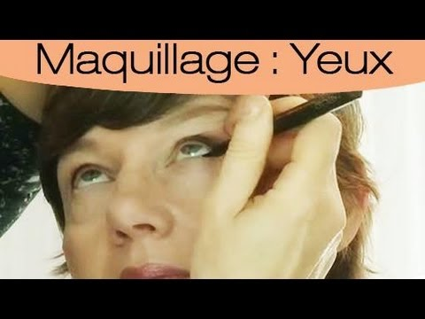 Comment maquiller des yeux tombants youtube - Maquillage yeux tombants ...