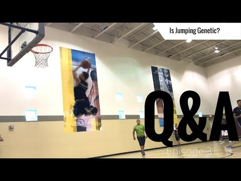 5'7 Dunker | Is Jumping Genetic, Eastbays, Ideal Amount of Workout Time | Q&A Episode 31