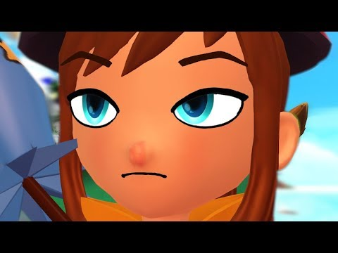 A Hat in Time but some funny stuff happens