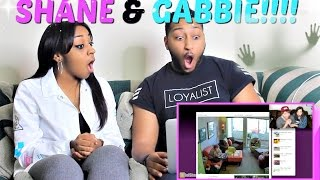 "Shane Dawson ""SCARIEST PLACES ON THE INTERNET with THE GABBIE SHOW"" REACTION!!!"