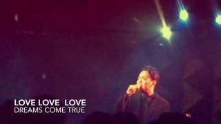 LOVE LOVE LOVE  Dreams come true  cover  Ryo from WITHDOM