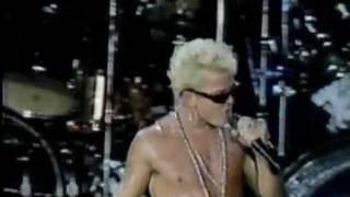 Billy Idol- Mony Mony (Live In Rio de Janeiro) (G4EVER)