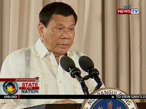 General tax amnesty na bahagi ng tax amnesty act, hindi inaprubahan ni Pres. Duterte