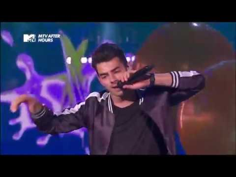 DNCE - Cake By The Ocean (Live @ MTV Miaw 2016)