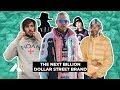 TOP 5 Potential BILLION DOLLAR Street Brands