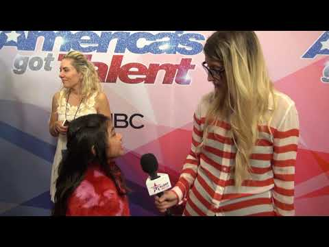 AGT Runner Up: Angelica Hale EXCITED for Vegas Show & Shares How She's Celebrating | AGT 2017