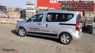 Dacia Dokker Test 2012 eblogauto.ro