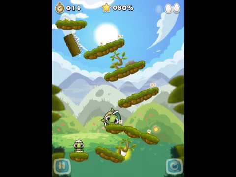 Roll Turtle - World 1 Level 14 Perfect Clear (clear time: 23s)
