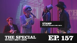"""The Special Ep. 157: """"Stamp"""" with Mrs. Smith, Mike Drucker, Ziwe Fumudoh & more!"""
