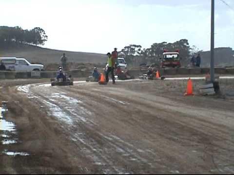 Dirt Track Go Kart Racing Cape Town
